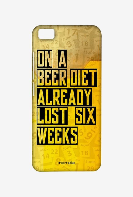 Macmerise Beer Diet Sublime Case for Xiaomi Mi5