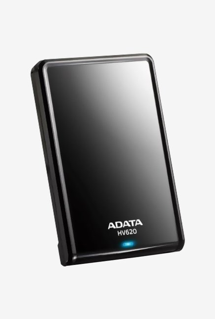 ADATA HV620 1 TB External Hard Disk (Black)