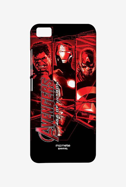 Macmerise Age of Ultron Sublime Case for Xiaomi Mi5