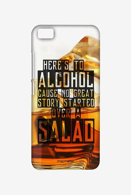 Macmerise Alcohol Fact Sublime Case for Xiaomi Mi5