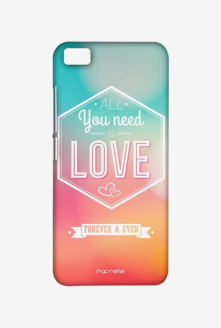 Macmerise All You Need is Love Sublime Case for Xiaomi Mi5