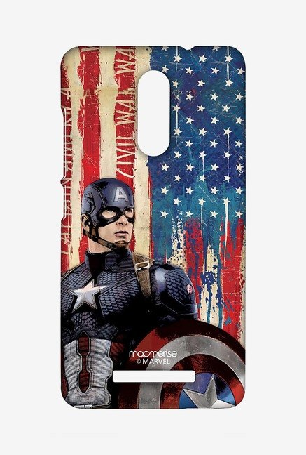 Macmerise American Captain Sublime Case for Redmi Note 3
