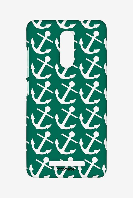 Macmerise Anchor Green Sublime Case for Redmi Note 3