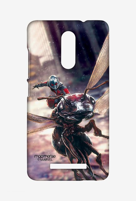 Macmerise Antman crusade Sublime Case for Redmi Note 3