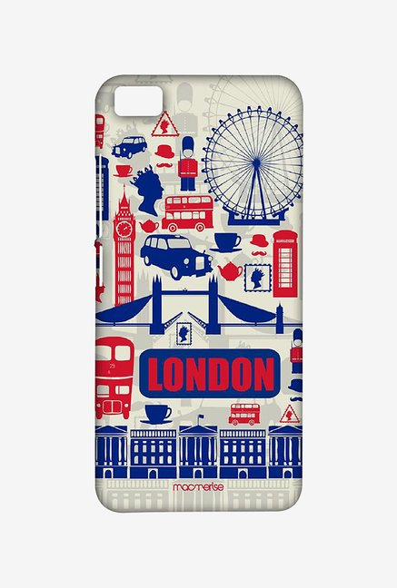 Macmerise City of London Sublime Case for Xiaomi Mi5