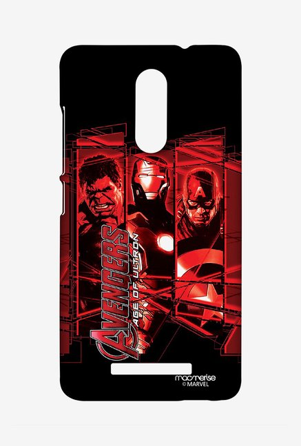 Macmerise Age of Ultron Sublime Case for Redmi Note 3