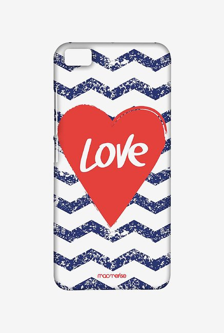 Macmerise Chevron Love Sublime Case for Xiaomi Mi5