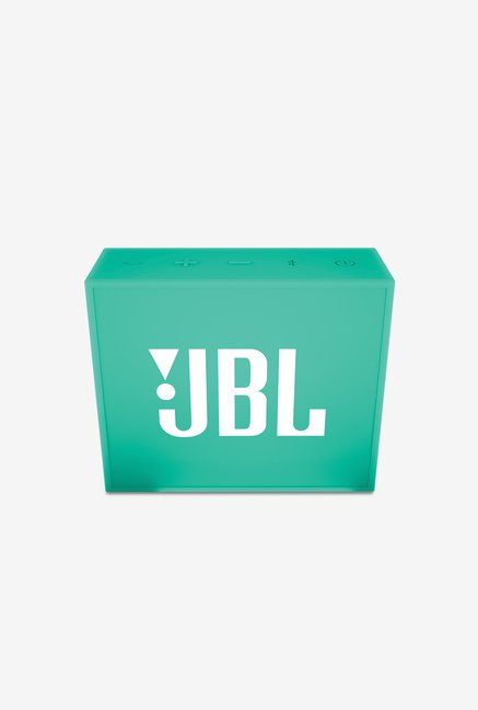 JBL Go Bluetooth Speaker (Teal)