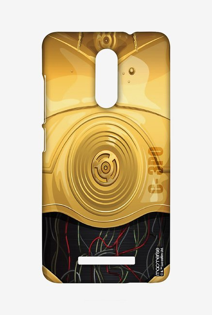 Macmerise Attire C3PO Sublime Case for Redmi Note 3