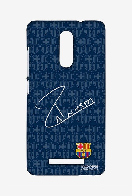 Macmerise Autograph Iniesta Sublime Case for Redmi Note 3