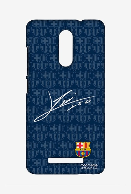 Macmerise Autograph Messi Sublime Case for Redmi Note 3