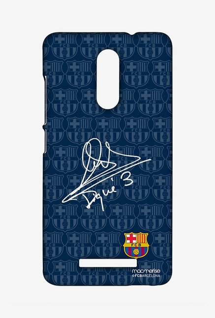 Macmerise Autograph Pique Sublime Case for Redmi Note 3