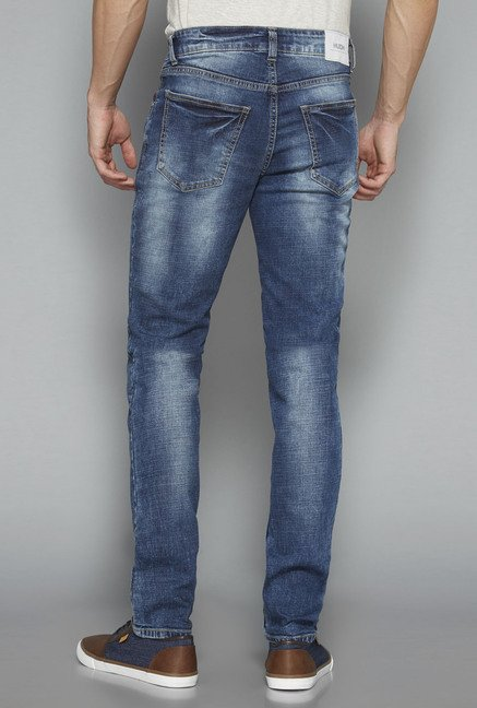 Nuon Blue Slim Fit Hendrix Jeans