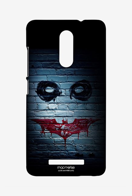 Macmerise Bat Joker Grafitti Sublime Case for Redmi Note 3