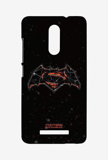 Macmerise Bat Super Trace Sublime Case for Redmi Note 3