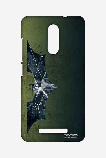 Macmerise Batman Grunge Sublime Case for Redmi Note 3
