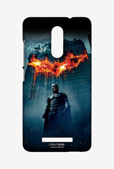 Macmerise Batman Stance Sublime Case for Redmi Note 3
