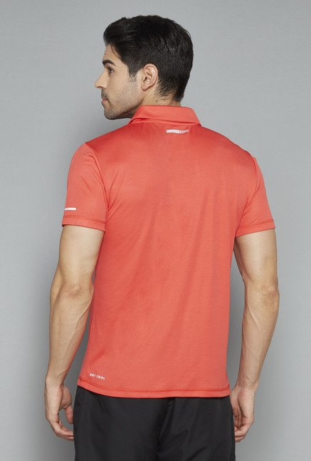 Westsport Active Red Polo T Shirt