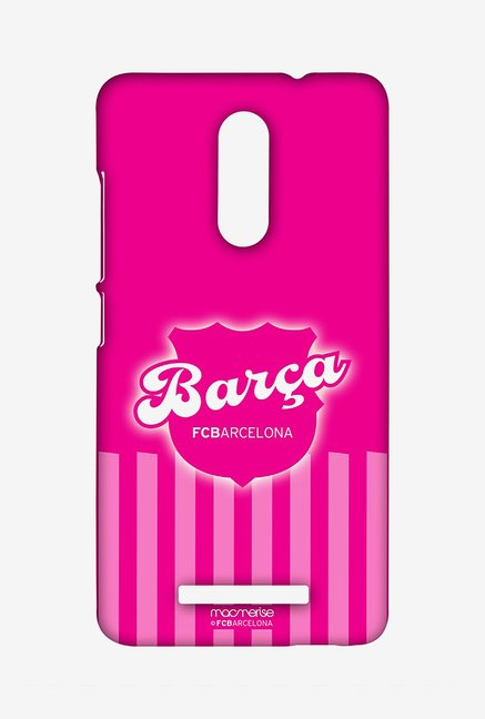 Macmerise Beautiful Barca Sublime Case for Redmi Note 3