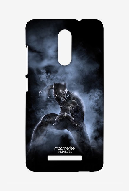Macmerise Black Panther Attack Sublime Case for Redmi Note 3