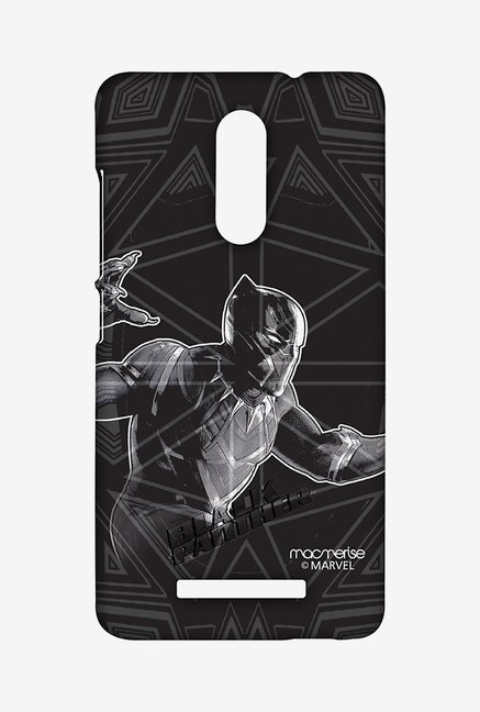 Macmerise Black Panther Stare Sublime Case for Redmi Note 3