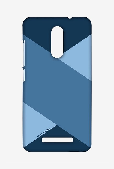 Macmerise Blue Stripes Sublime Case for Redmi Note 3