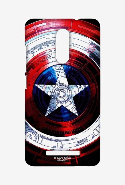 Macmerise Captains Shield Decoded Case for Redmi Note 3
