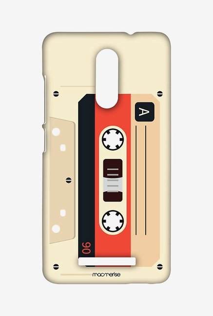 Macmerise Casette Beige Sublime Case for Redmi Note 3