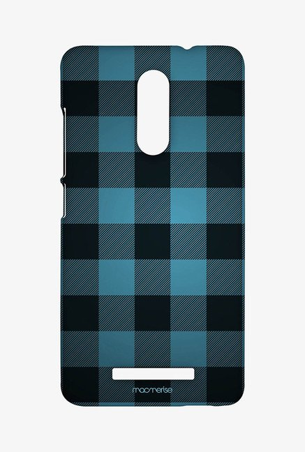 Macmerise Checkmate Blue Sublime Case for Redmi Note 3