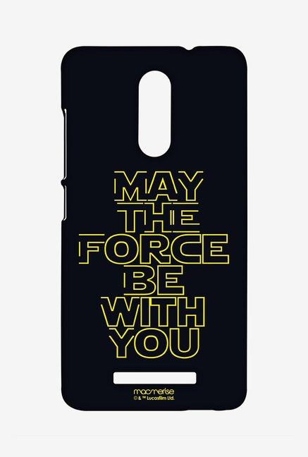 Macmerise Classic Star Wars Sublime Case for Redmi Note 3
