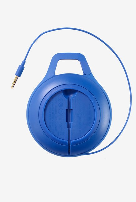 JBL Clip Plus Bluetooth Speaker (Blue)