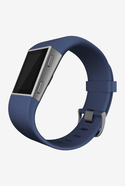 Fitbit Surge Ultimate Fitness Super Watch, Small (Blue)
