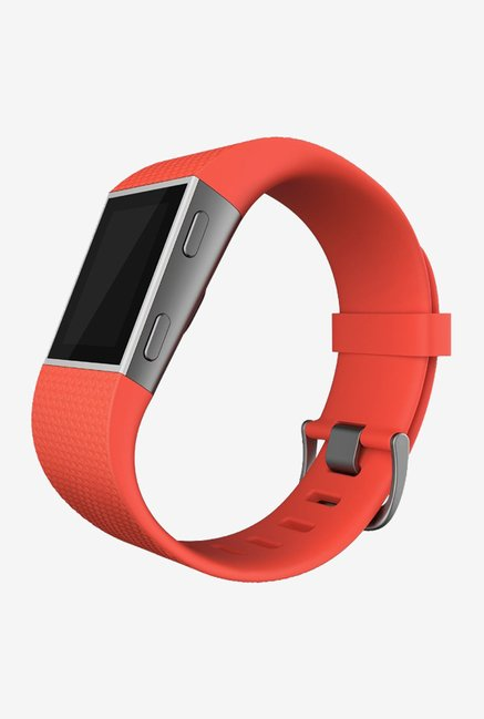 Fitbit Surge Ultimate Fitness Super Watch, Small (Tangerine)