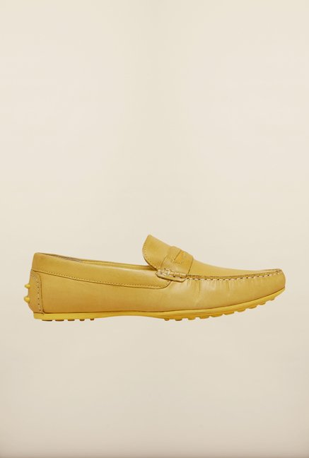 Red Tape Yellow Loafers