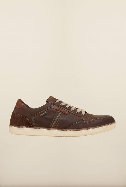 Red Tape Moro Brown Sneakers