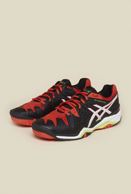 Asics GelResolution 6 Mens Tennis Shoes