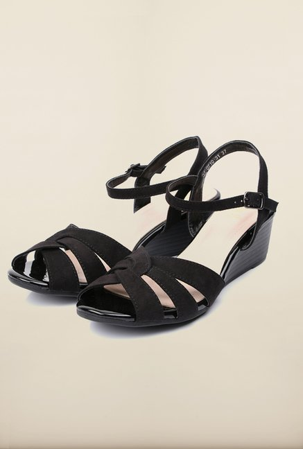 Tresmode Recross Black Wedges