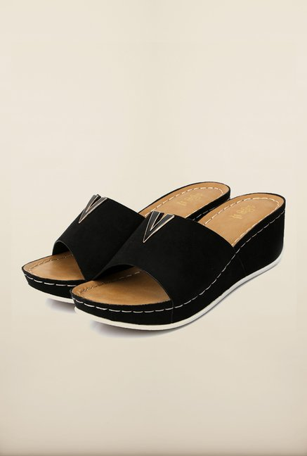Tresmode Reval Black Wedges