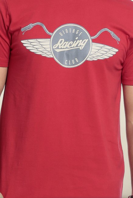 Seven Red Biking T-Shirt