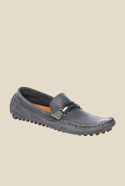 Pavers England Navy Casual Loafers