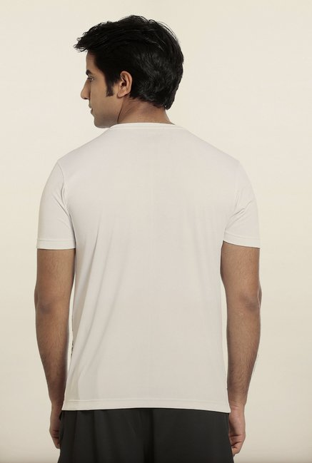Seven White Cloud Printed T-Shirt