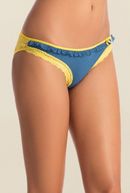 Pretty Secrets Multicolor Bikini Panties (Pack of 2)