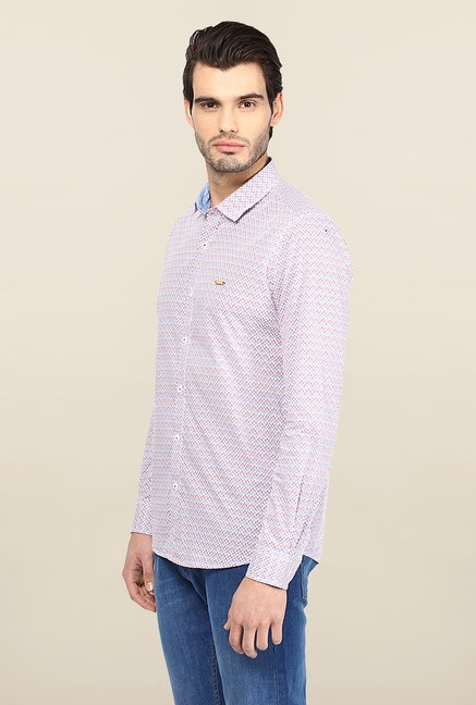 Turtle Multicolor Printed Casual Shirt