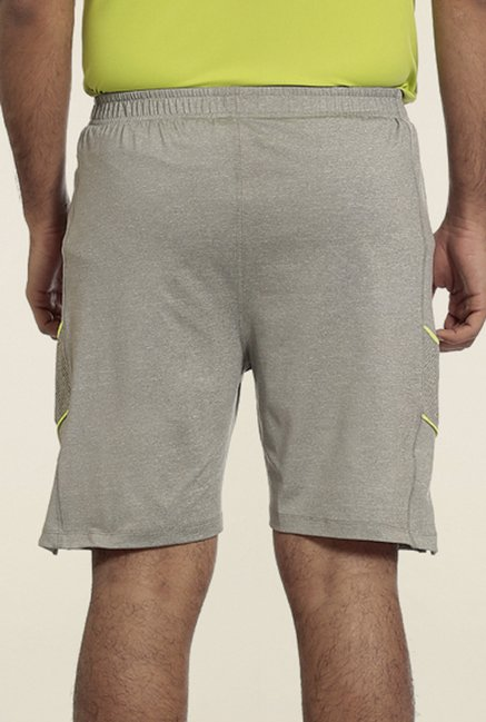 Seven Light Grey Sports Shorts