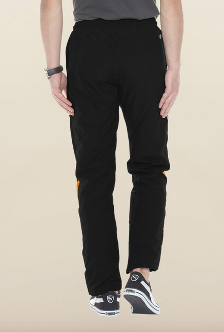 Sweet Dreams Black Solid Mid Rise Pajamas