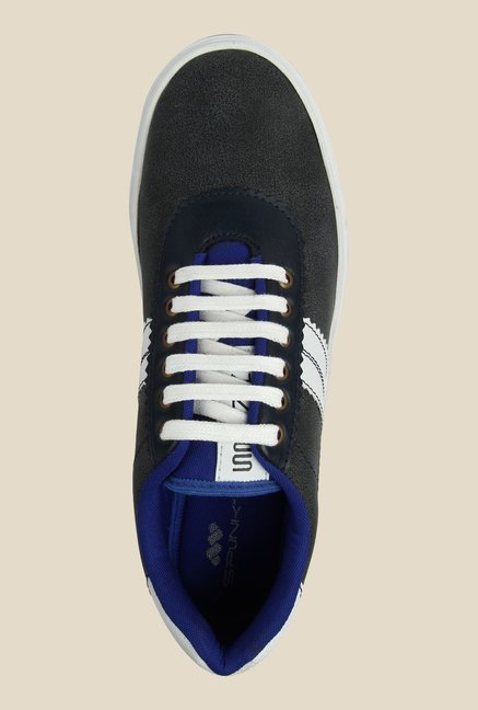 Spunk Leo Grey Casual Sneakers