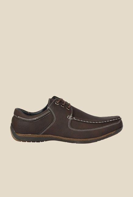Spunk Electra Brown Shoes