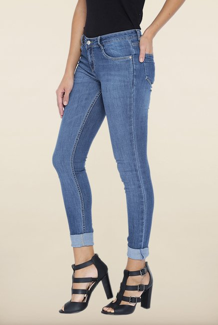 Kraus Mid Blue Light Wash Jeans