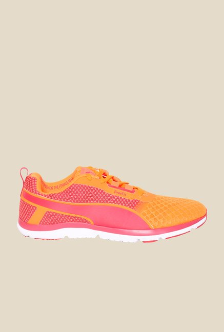 Puma Pulse Flex XT Core Fluo Peach & Orange Training Shoes