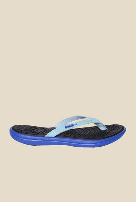 Puma Lux Flip Pro Wns DP Cool & Dazzling Blue Slippers